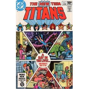 New Teen Titans #8 Jun De 1981 Dc 9.4 (importado)