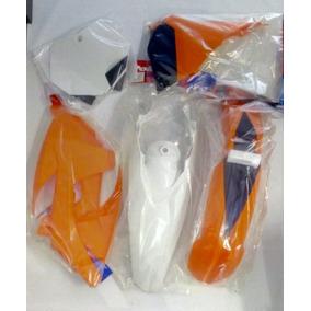 Kit Plasticos Ktm 250 Sx 250/350 2011/2012