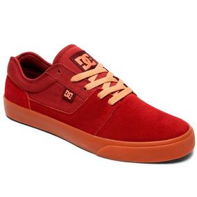 Tenis Dc Shoes Tonik Vino Liga Dkr