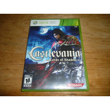 Castlevania Lord Of Shadow Xbox 360