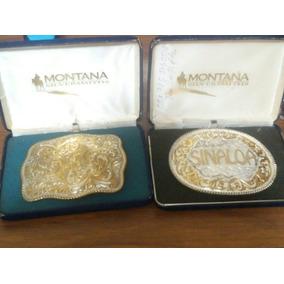Hebilla Para Cinturon Vaquero Montana Silversmiths De Plata - Ropa ... d4f60258984b