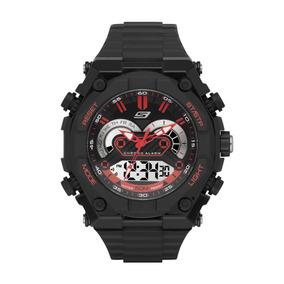 Skechers - Reloj Sr1040 Analog-digital Para Hombre