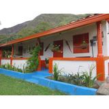 Preciosa Casa Campesina Remodelada, Amplias Salas De Estar