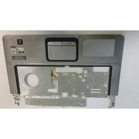 Palmrest Touchpad Do Notebook Hp Pavilion Dv6120br
