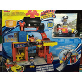 Mickey & The Roadster Racers Garage Roadster Fisher Price