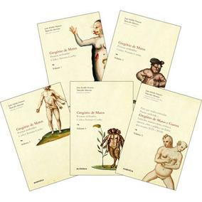 Obras Completas De Gregório De Matos - 5 Volumes