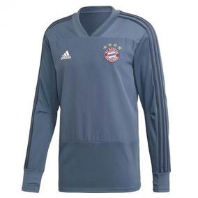 Sudadera Original adidas Trainning Bayern Munich 2018-2019 779bdb39bb7f3