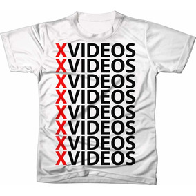 f0943d610fc48 Camiseta Xvídeos Camisetas Manga Curta Feminino - Camisetas e Blusas ...
