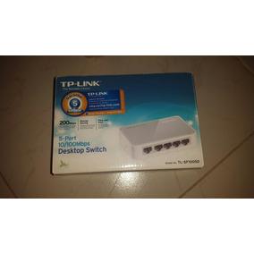 Tp Link 5 Puertos Desktop Switch
