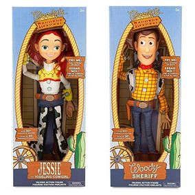 Muñeca Jessie La Vaquerita De Toy Story Disney en Mercado Libre México 35a154d186f