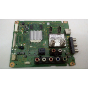 Placa Principal Panasonic Tc-l24xm6b Tnp4g543 Ver 7.106