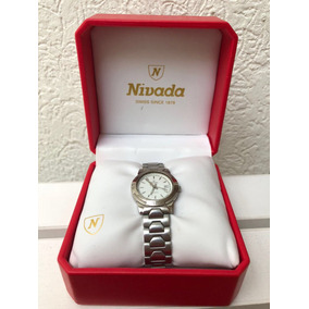 Original Iron Nivada Swiss Watch For Women ! Envío Gratis ¡