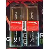 Kit De Memoria Ram X2 De 4 Gb Hyper X, Envio Gratis!