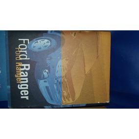 Kit Manual Proprietário Nova Ranger 2012/2015 Original Ford