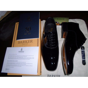 Zapatos Baker De Charol 6 1/2.