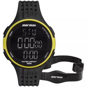 Relógio Mormaii Masculino Digital Monitor Cardíaco Mo11559aa