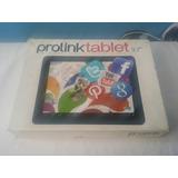 Tablet Prolink 9.7 Seminueva A 250 Soles