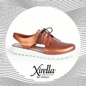 Zapato Para Dama En Pvc Excelente Calidad Marca Xirella