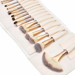 Kit Pincel Maquiagem Profissional 24 Pcs Envio Imediato!