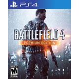 Battlefield 4 Premium Edition Ps4 Digital Gcp
