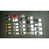 Telefonos Sansung, Panasonic, Soniericson Y Motorola
