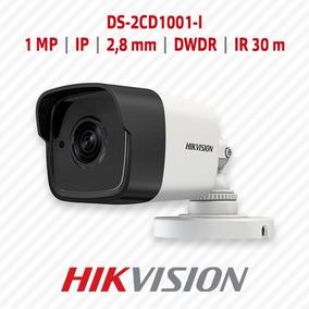 Câmera Hikvision Ip Bullet 1mp 2,8mm Ir 30m Ds-2cd1001-i