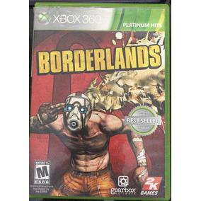 Xbox 360 Jogo - Borderlands - Midia Fisica Frete R$10