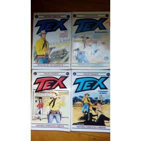 Gibi Tex Gigante 4 Exemplares 01.07.26.27