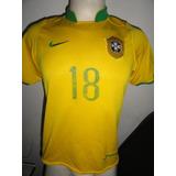 96e98bfccf Camisa Nike Brasil Infantil Pp - Camisa Brasil no Mercado Livre Brasil