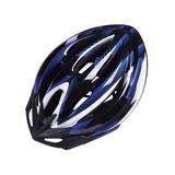Capacete Ciclismo Bike Bicicleta Adulto Poker - Tamanho M