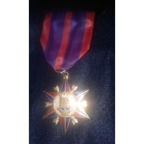 Comenda Ordem Do Merito Arariboia Niteroi 1974
