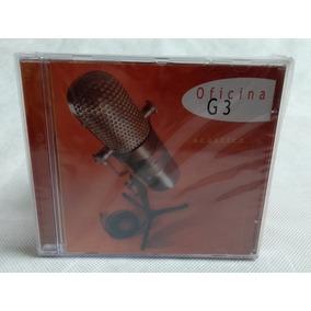 Oficina G3 - Acustico (cd Lacrado) 1998 - Raro - Classic