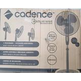 Ventilador De Pedestal Cadence Modelo Vtr804 De 40cm