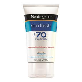 Neutrogena® Sun Fresh Protector Solar Fps 70 120ml