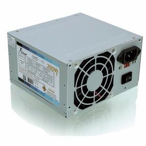 Kit 5 Fonte Atx Knup 200w Real C/ Caixa