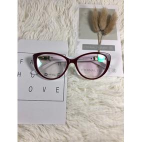 Oculos De Gatinho Vinho - Óculos no Mercado Livre Brasil e994fb43b5