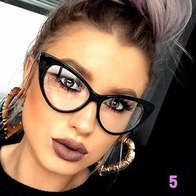 Oculos Grau Geek Redondo Feminino Armacoes - Óculos no Mercado Livre ... 5b57c5556a