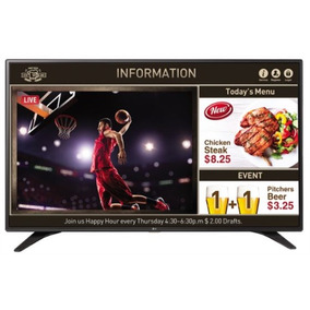 Tv Led 55 Lg Full Hd Corporate Hotel 1hdmi 2usb - 55lv640s