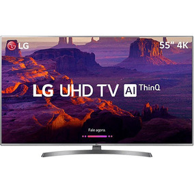 Smart Tv Led Lg 55 55uk6530 Ultra Hd 4k Com Conversor Digit
