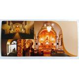 Cartao Postal Mosteiro Sao Bento Sorocaba Religiao