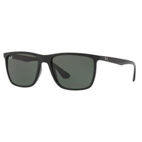 Oculos Sol Ray Ban Rb4288 601 71 57 Preto Brilho L Verde G15 5b339b87bc