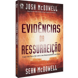 Livro Evidências Da Ressurreição / Josh & Sean Mcdowell