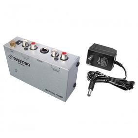 Mini Phono Pre Amp Pyle Pp444