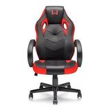 Cadeira Gamer Vermelho Warrior Multilaser - Ga162