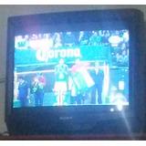 Tv Televisión Sony 29 Pulgadas Trinitron Solo En León Gto