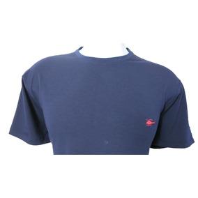Camisa Sallo Azul Gola O - Elicoptero Vermelho a5ab2a89950