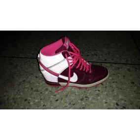 Botines Nike De Dama Usados