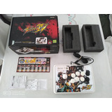 Arcade Stick Xbox 360 Collectors Edition 20th Street Fighter