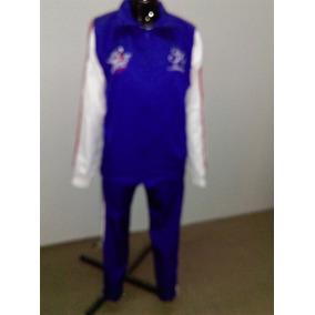 Conjunto De Pants Deportivo Azul