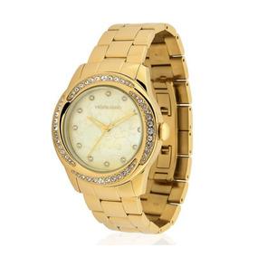 373e6297908 Relogio Victor Hugo Vh 10022lsg - Relógios no Mercado Livre Brasil